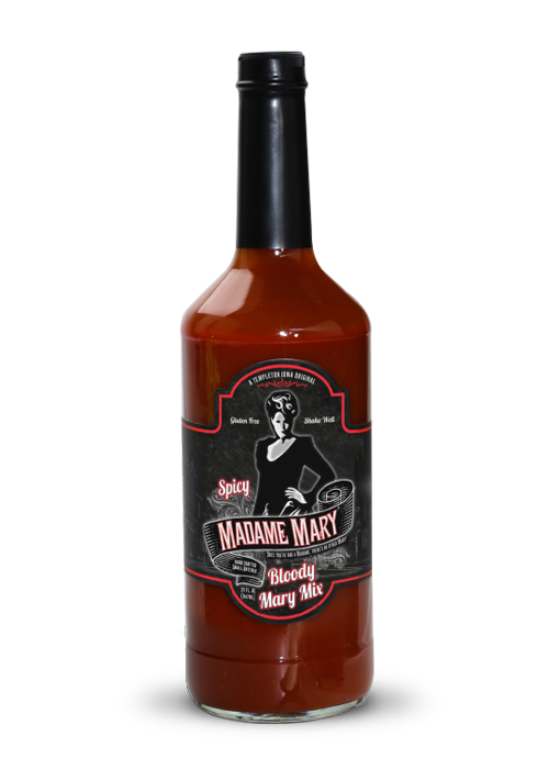 Madame Mary's Spicy Bloody Mary Mix