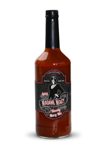Madame Mary's Spicy Bloody Mary Mix (Single Bottle)