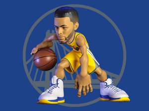 Steph Curry Returns to smALL-STARS