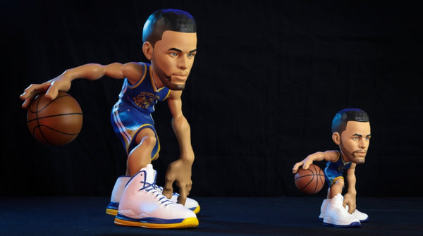Steph Curry NBA Collectibles