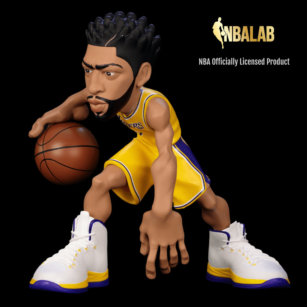 Anthony Davis Collectibles: Limited Edition Lakers' smALL-STARS ...