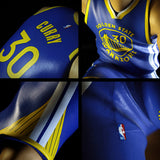 Stephen Curry (2020-21 Warriors Icon Edition - Blue)