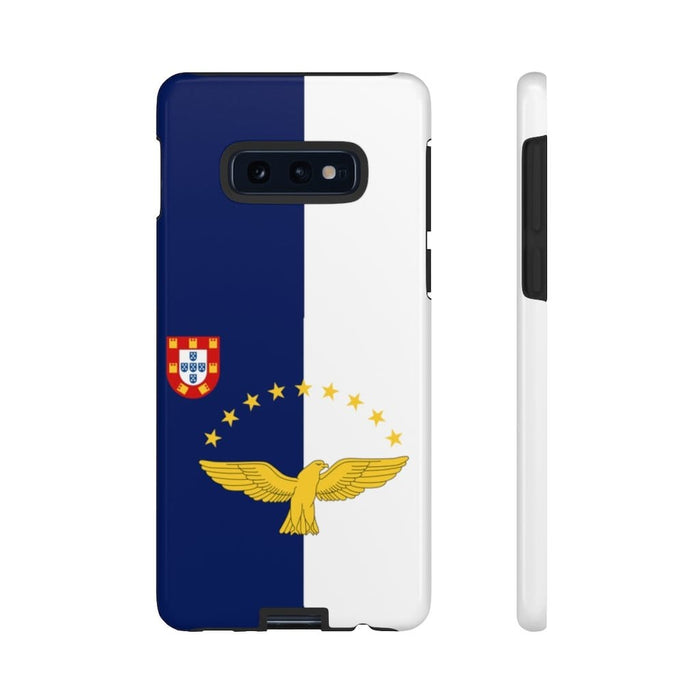 Azores Flag Phone Case (Apple/Samsung)