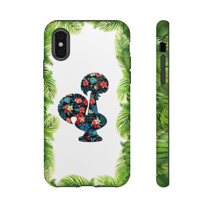 Tropical Rooster Phone Case (Apple/Samsung)