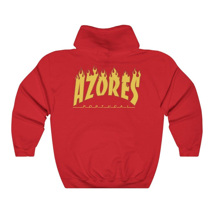 Azores Flame Hoodie (Unisex)
