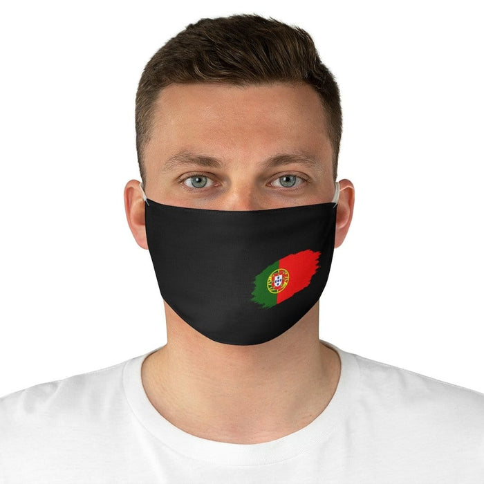 Portugal Flag Face Mask