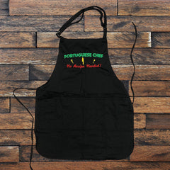 Portuguese Chef No Recipe Needed Apron
