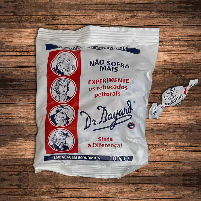 Portuguese Cough Drops by Dr. Bayard