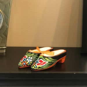 Barcelos Decorative Folklore Shoes
