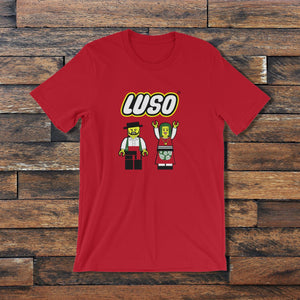 Toddler Size Luso (LEGO) T-Shirt (3T-56/6T)