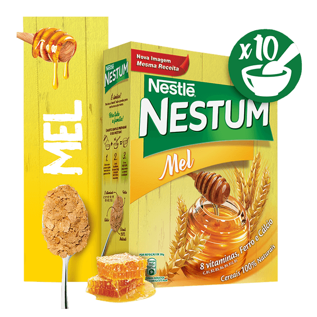Nestum by Nestle (Choose from 3 Flavors)