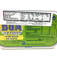 Canned Tuna by Bom Petisco