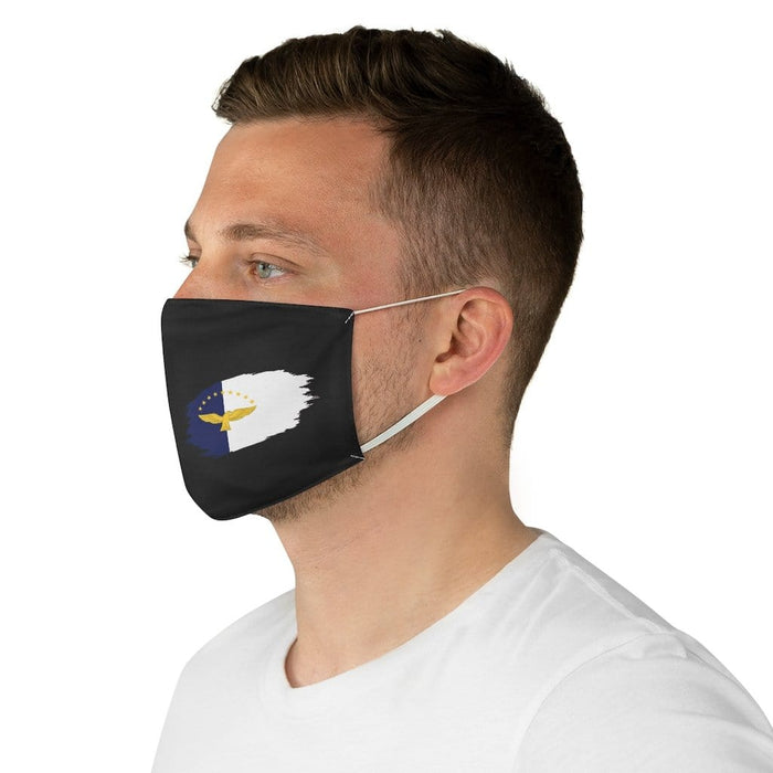 Azores Flag Face Mask