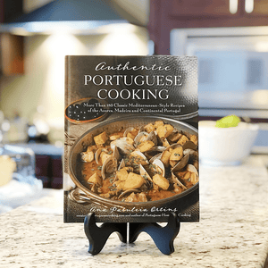"""Authentic Portuguese Cooking"" by Ana Patuleia Ortins"