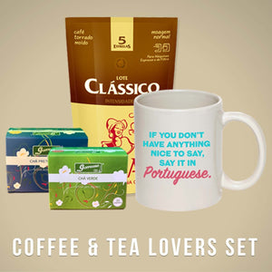 Coffee & Tea Lovers Set