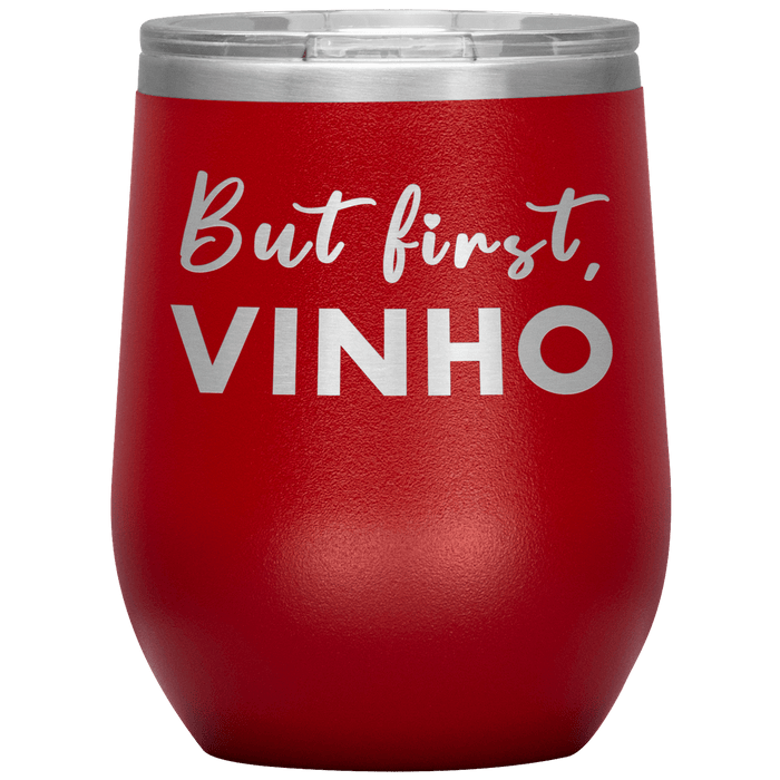 But first, Vinho Wine Tumbler