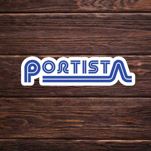 Portista Sticker
