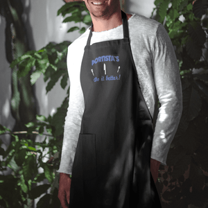 Portistas Do It Better Chef's Apron