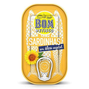 Sardines by Bom Petisco (Choose from 5 flavors)