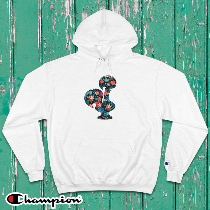 Champion Edition Tropical Rooster Hoodie (Unisex)