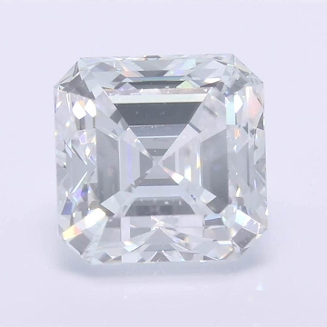 Asscher Diamond<br>Carat Weight: 1
