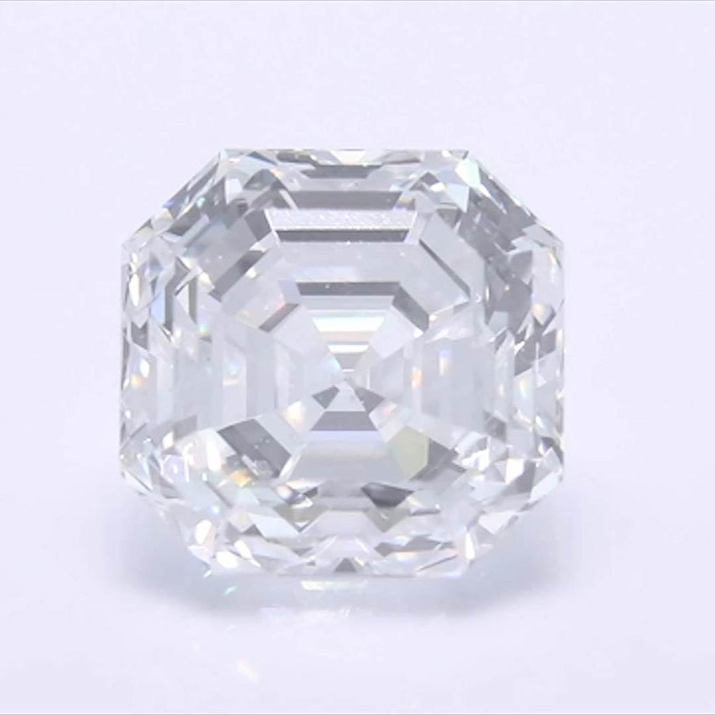 Asscher Diamond - Carat Weight: 1.02