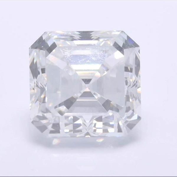 Asscher Diamond - Carat Weight: 2