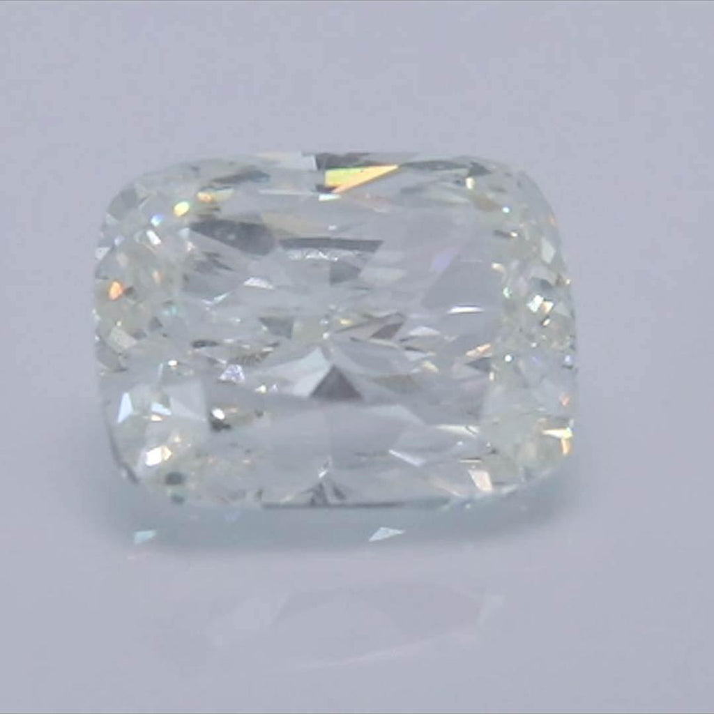 Cushion Diamond - Carat Weight: 0.76