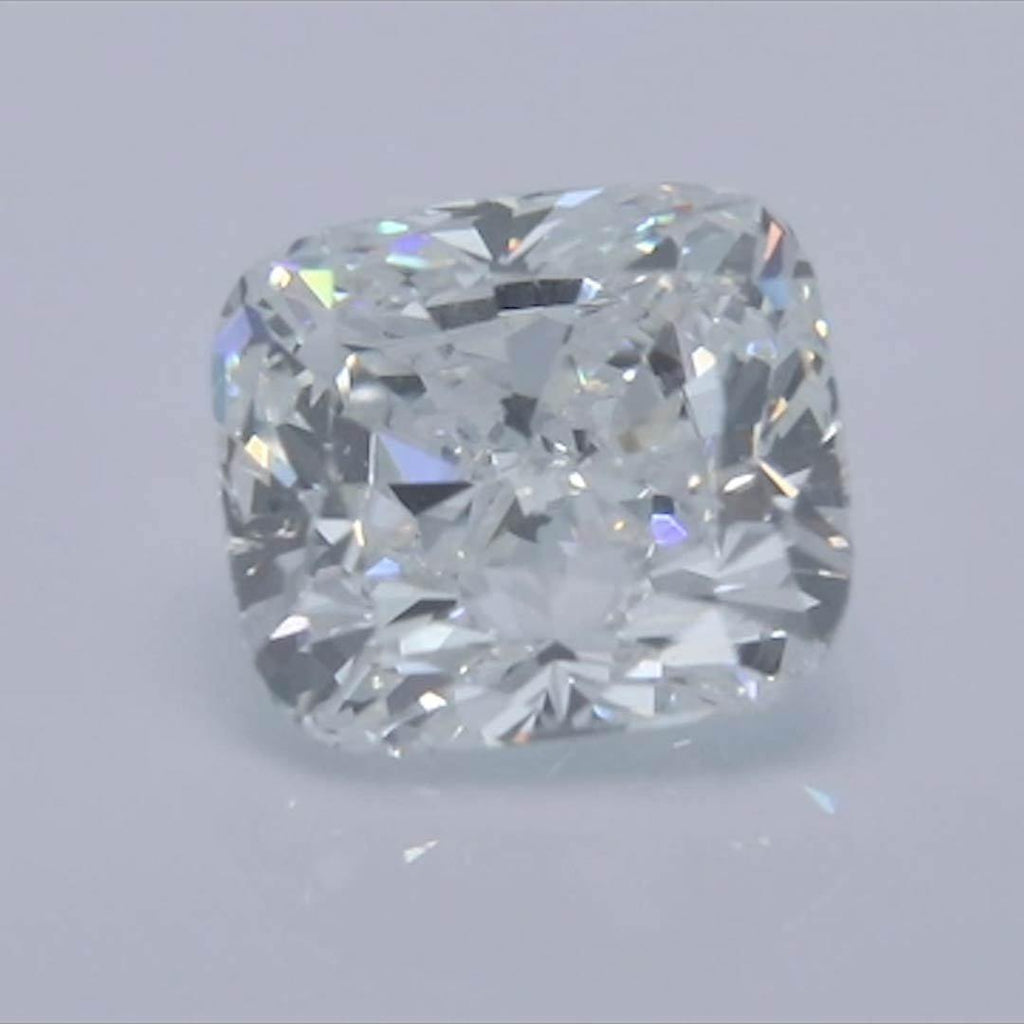 Cushion Diamond - Carat Weight: 0.8