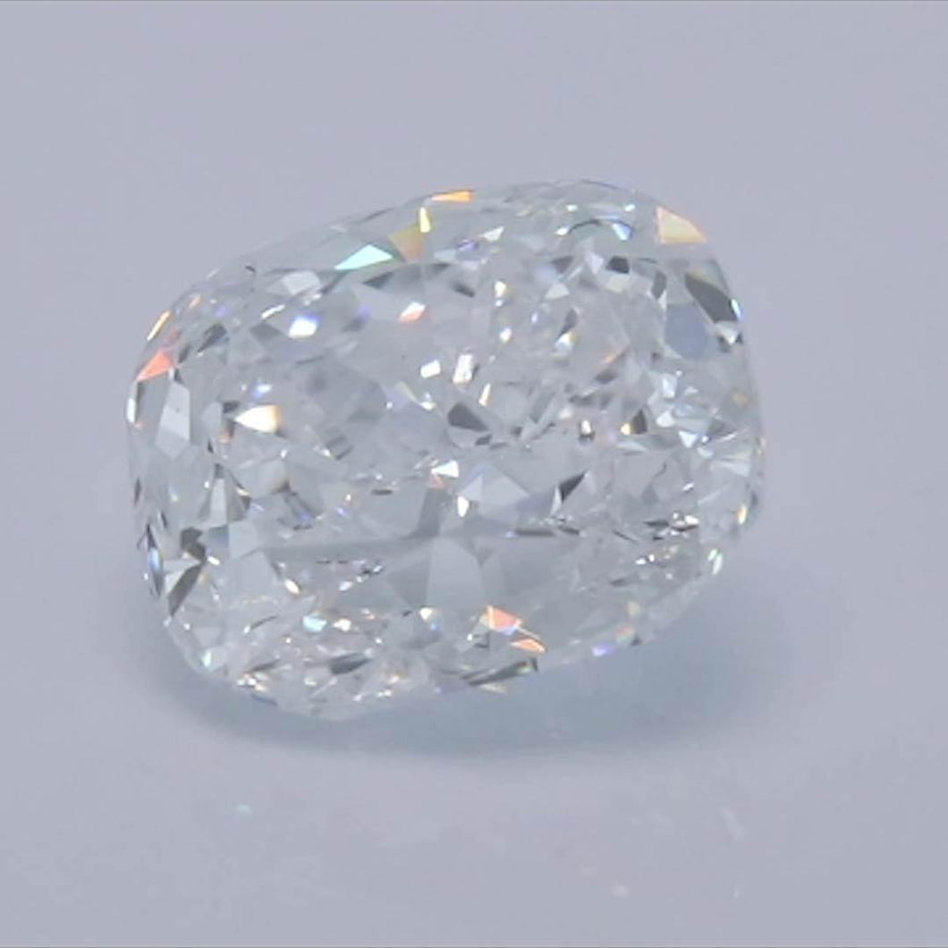 Cushion Diamond<br>Carat Weight: 0.81