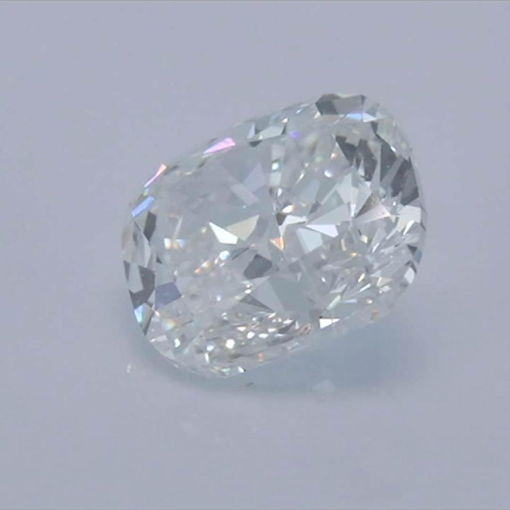 Cushion Diamond - Carat Weight: 1