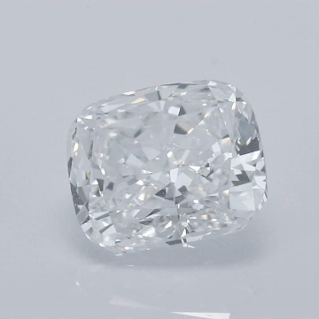 Cushion Diamond - Carat Weight: 1.01