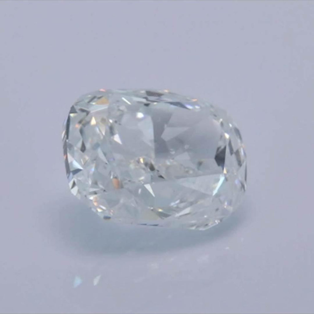 Cushion Diamond - Carat Weight: 1.06
