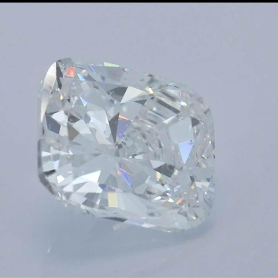 Cushion Diamond<br>Carat Weight: 1.7