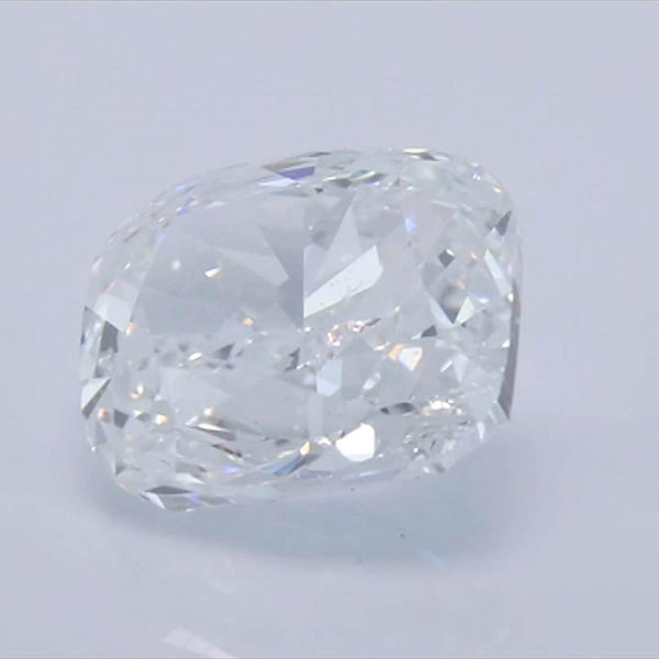 Cushion Diamond - Carat Weight: 1.24