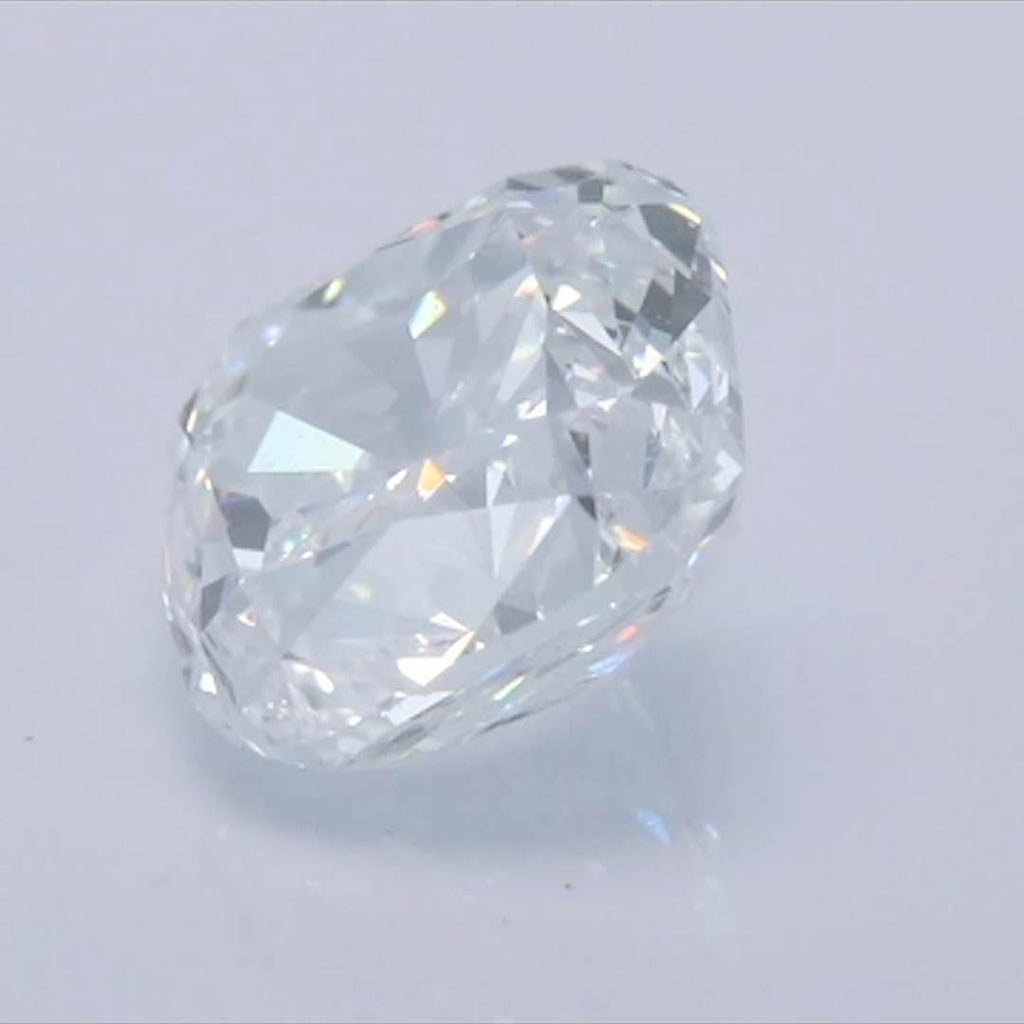 Cushion Diamond - Carat Weight: 1.28