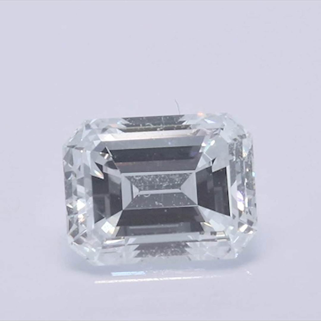 Emerald Diamond - Carat Weight: 0.71