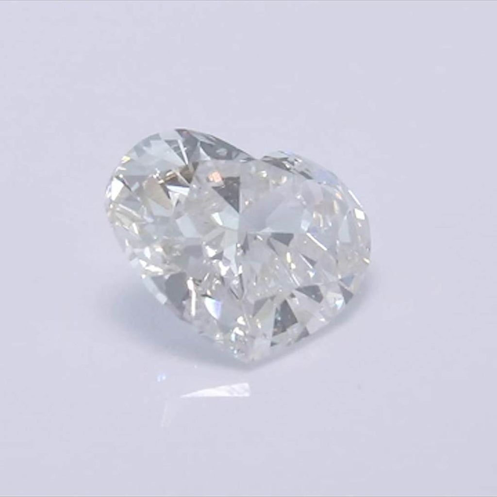 Heart Diamond - Carat Weight: 0.49