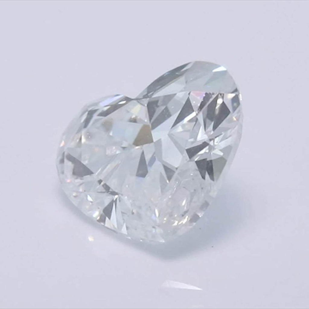 Heart Diamond - Carat Weight: 0.86