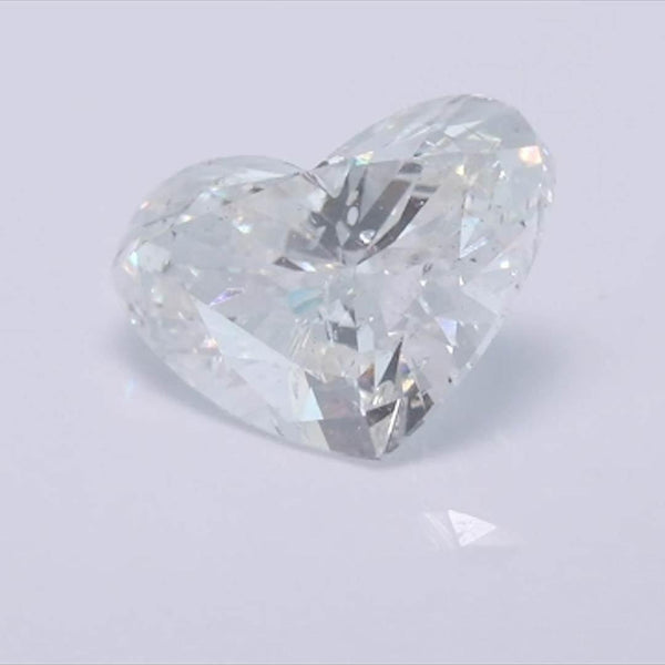 Heart Diamond - Carat Weight: 1.06