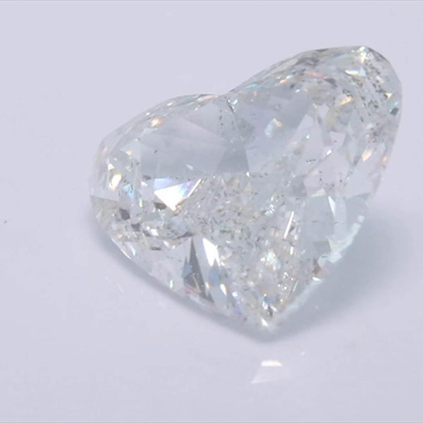 Heart Diamond - Carat Weight: 1.74