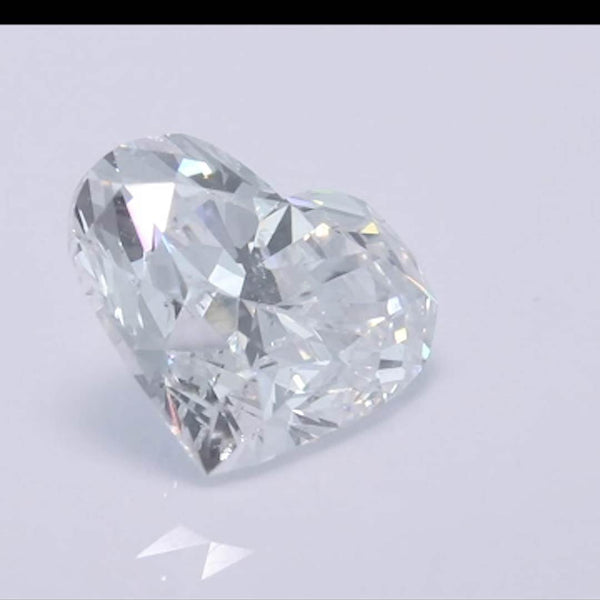 Heart Diamond - Carat Weight: 1.03