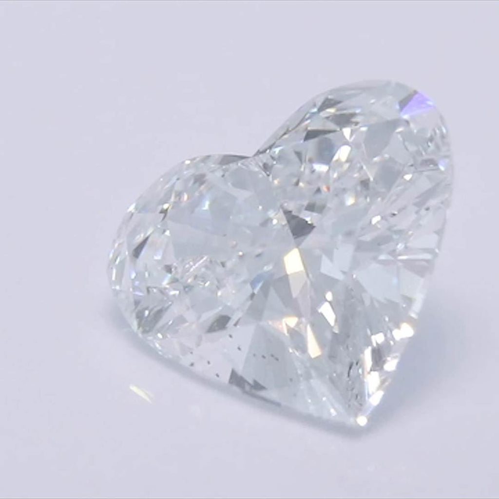 Heart Diamond - Carat Weight: 1.01