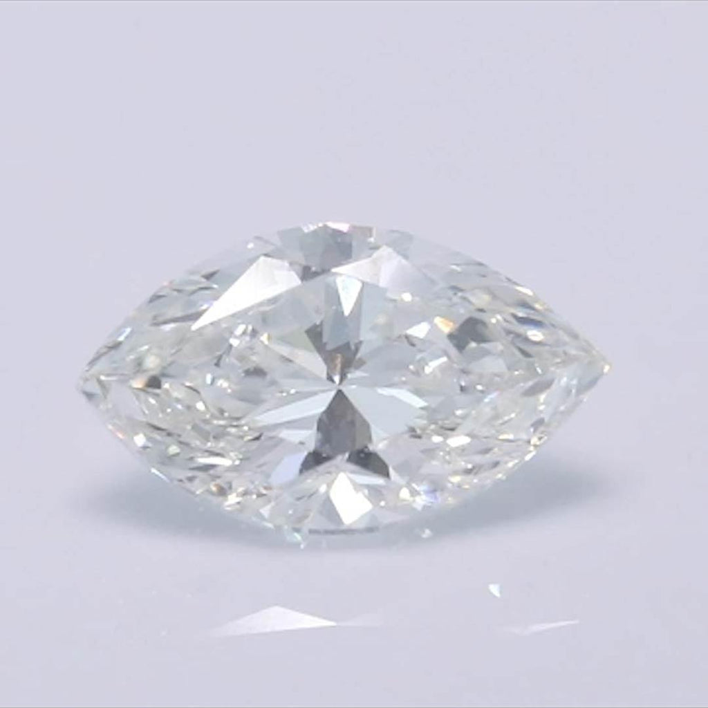 Marquise Diamond - Carat Weight: 0.58