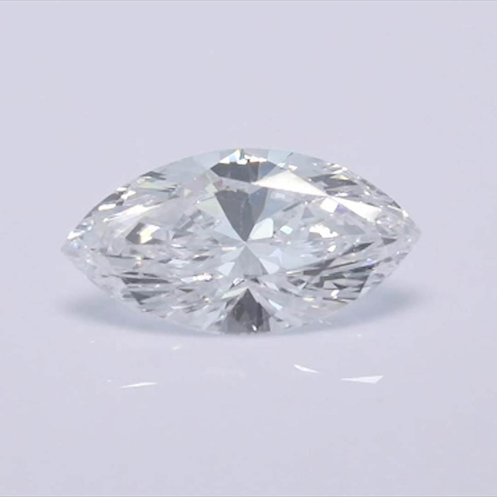Marquise Diamond - Carat Weight: 0.46