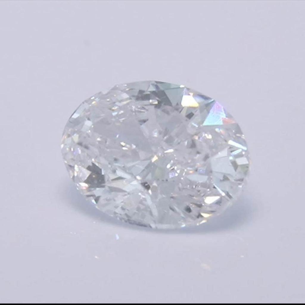 Oval Diamond - Carat Weight: 1