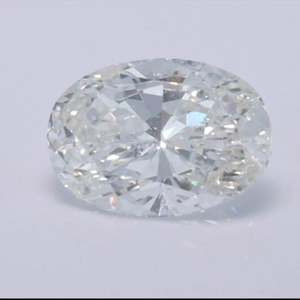 Oval Diamond - Carat Weight: 1.5