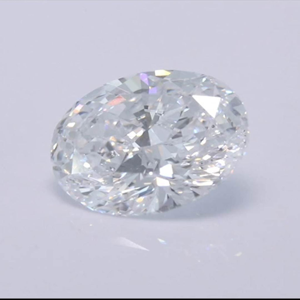 Oval Diamond - Carat Weight: 1.03