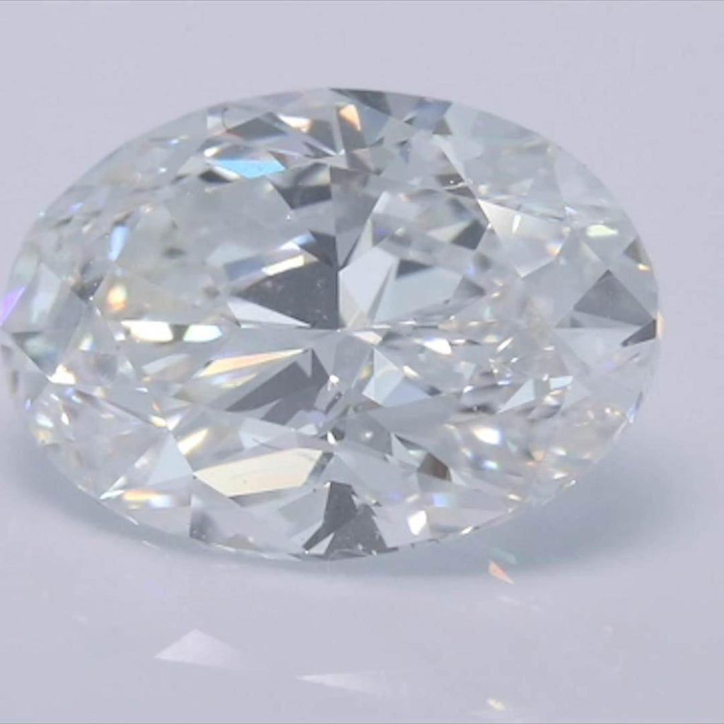 Oval Diamond - Carat Weight: 2.1