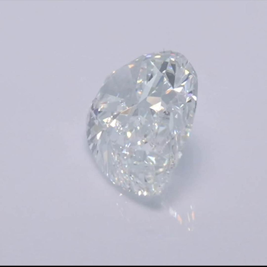 Pear Diamond - Carat Weight: 0.9